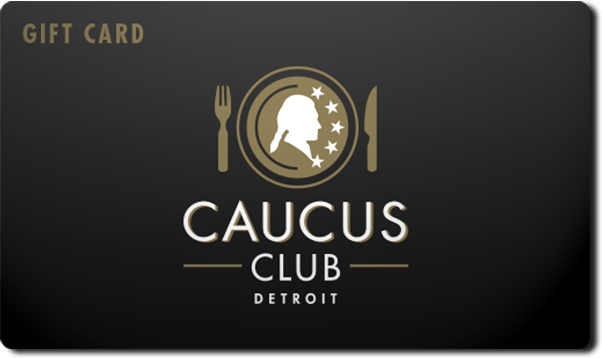 Caucus Club Gift Card